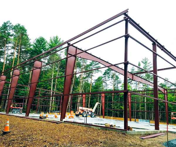Steel Framework Construction